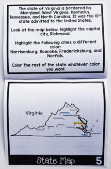 Virginia State Flipbook