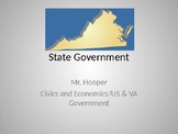 Virginia State Government ppt