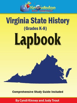 Virginia State History Lapbook