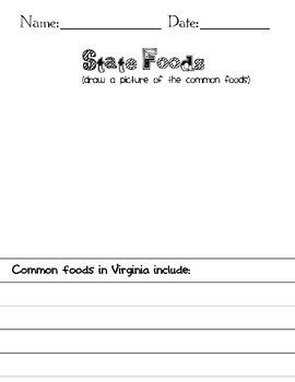 Virginia State Research Book