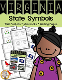 Virginia State Symbols Notebook