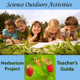 Virginia Strawberry: Herbarium Project and Teacher's Guide/Science Outdoor