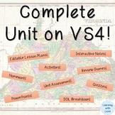Colonial Life in VA Complete Unit!
