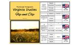 Virginia Studies 5 Flip and Clip - Full Version