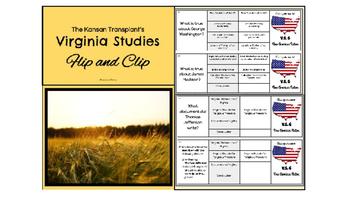 Virginia Studies 6 Flip and Clip - Full Version