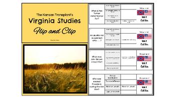 Virginia Studies 7 Flip and Clip - Full Version