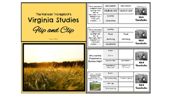 Virginia Studies 8 Flip and Clip - Full Version