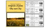 Virginia Studies 8 Flip and Clip - Full Version