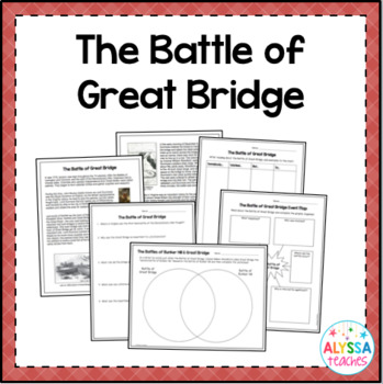 Battle of Great Bridge, Virginia (VS.5c)