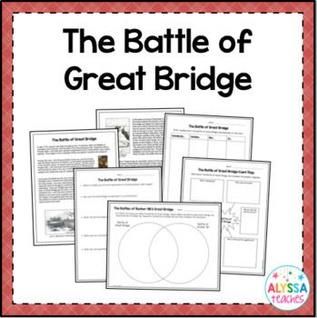 Battle of Great Bridge, Virginia (VS.5c)