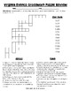 Virginia Studies Dates Crossword Review