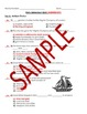 Virginia Studies: Early Jamestown Study Guide and Quiz - VS.3 a,b,c