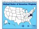 VA Studies: Geography, Products & Industries Lesson & Flas