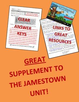 Virginia Studies Jamestown Unit (VS.3 a-g)