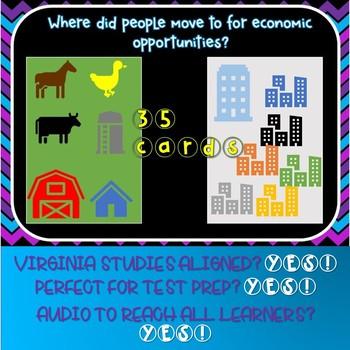 Virginia Studies SOL 20th Century VS 9
