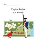 Virginia Studies SOL Review Packet