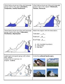 Virginia Studies Study Guide (Up Through VS.6)