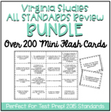 Virginia Studies Test Prep BUNDLE