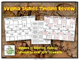 Virginia Studies Timeline Sort