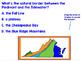Virginia Studies Regions and Geography Flip Chart VS.2a,b,c