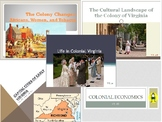 Virginia Studies VS.4 PowerPoint Bundle (covers VS.4a-e)
