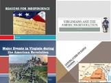 Virginia Studies VS.5 PowerPoint Bundle (covers VS.5a-d)