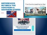 Virginia Studies VS.7 PowerPoint Bundle (covers VS.7a-c)