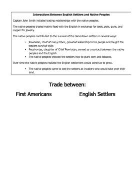 Virginia Studies VS.3e,f,g Study Guide Interactive