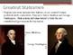 Virginia Studies VS.6a George Washington and James Madison Powerpoint