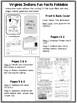 Virginia Studies Virginia Indians Interactive Notebook Foldable Book VS.2d,e