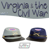 Virginia Studies: Virginia and the Civil War (VS.7)