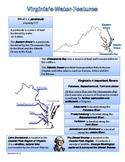 Virginia Studies: Virginia's Water Features