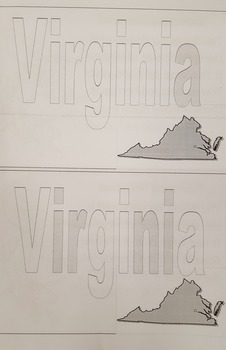 Virginia Symbols