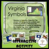Virginia Symbols Interactive Activity
