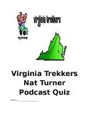 Virginia Trekkers Nat Turner Podcast Quiz