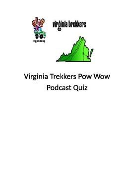 Virginia Trekkers Pow Wow Podcast Quiz