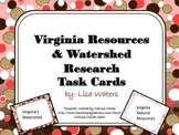 Virginia Watershed Task Cards
