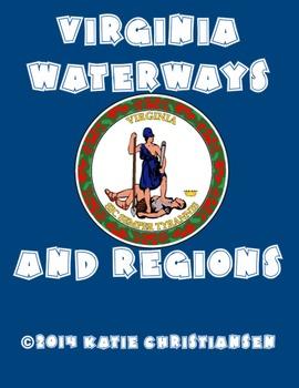 Virginia Waterways and Regions VS.2b, VS.2c