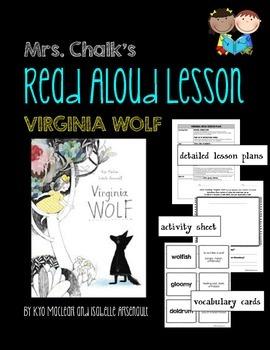 Read Aloud Lesson - Virginia Wolf