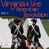 Virginia Studies: Virginia and the American Revolution (VS.5)