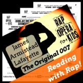 James Armistead & General Lafayette in The American Revolution Reading Activity
