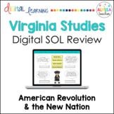 Virginia in the American Revolution & New Nation Google Drive Review (VS.5 & 6)