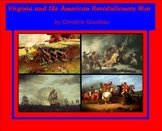Virginia Studies SMARTboard Lesson - VA in the Revolutionary War - SOL VS.5