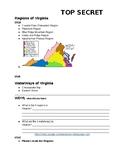 Virginia regions notes
