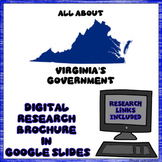 Virginia's Government Digital Research Brochure
