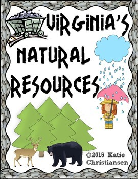 Virginia's Natural Resources - 4.9