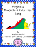 Virginia's Products and Industries Song