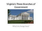 Virginia's Three Branches of Government