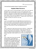 Virginia's Water Resources Passage SOL 4.9