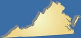 Virginia's Bordering States Mini-Quiz